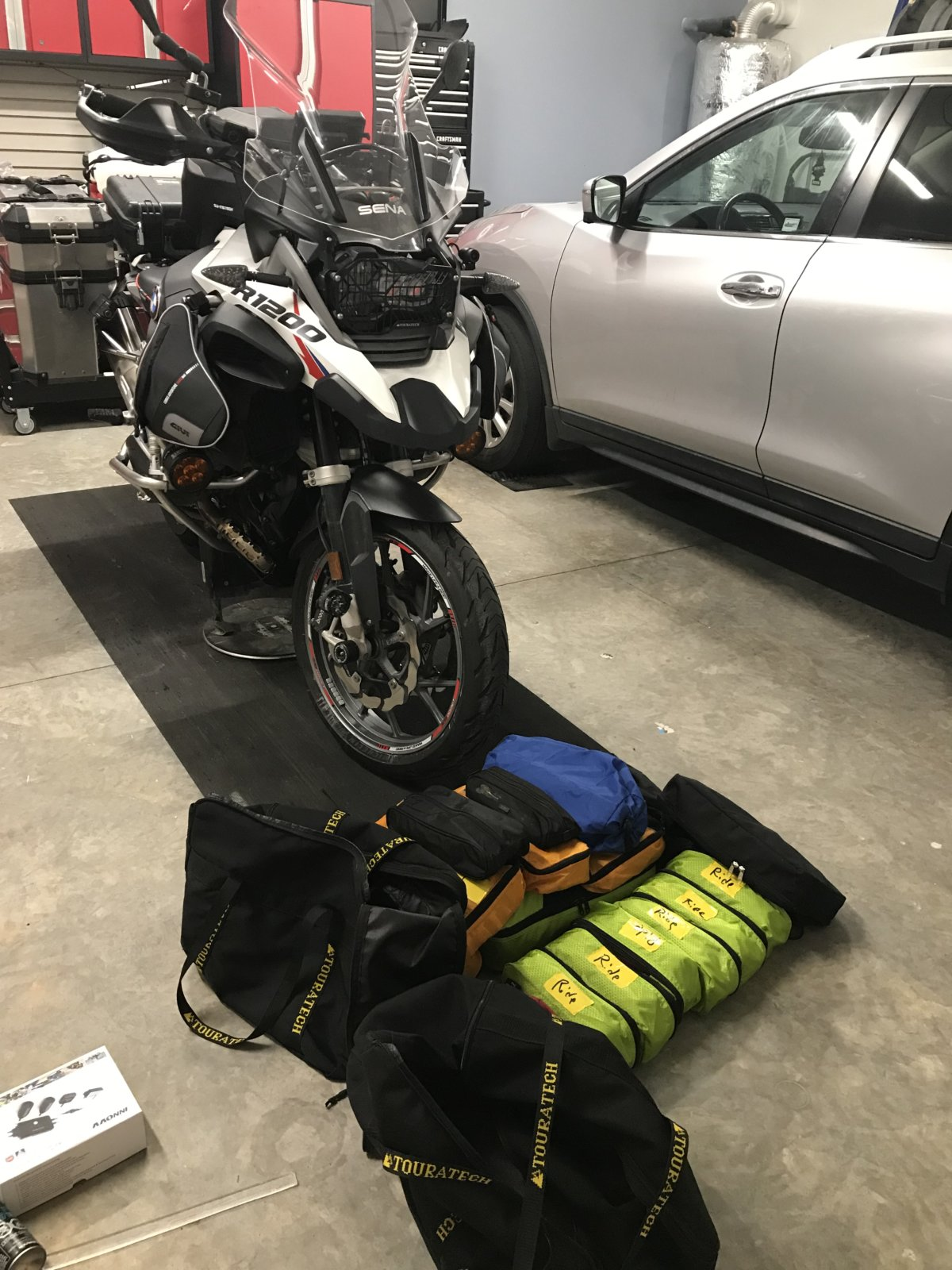 07-10 Bike With Luggage 2