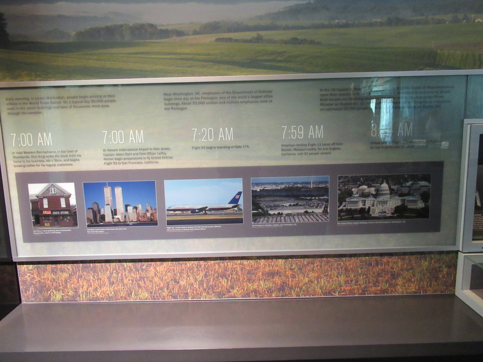 07-13 Flight 93 The Timeline