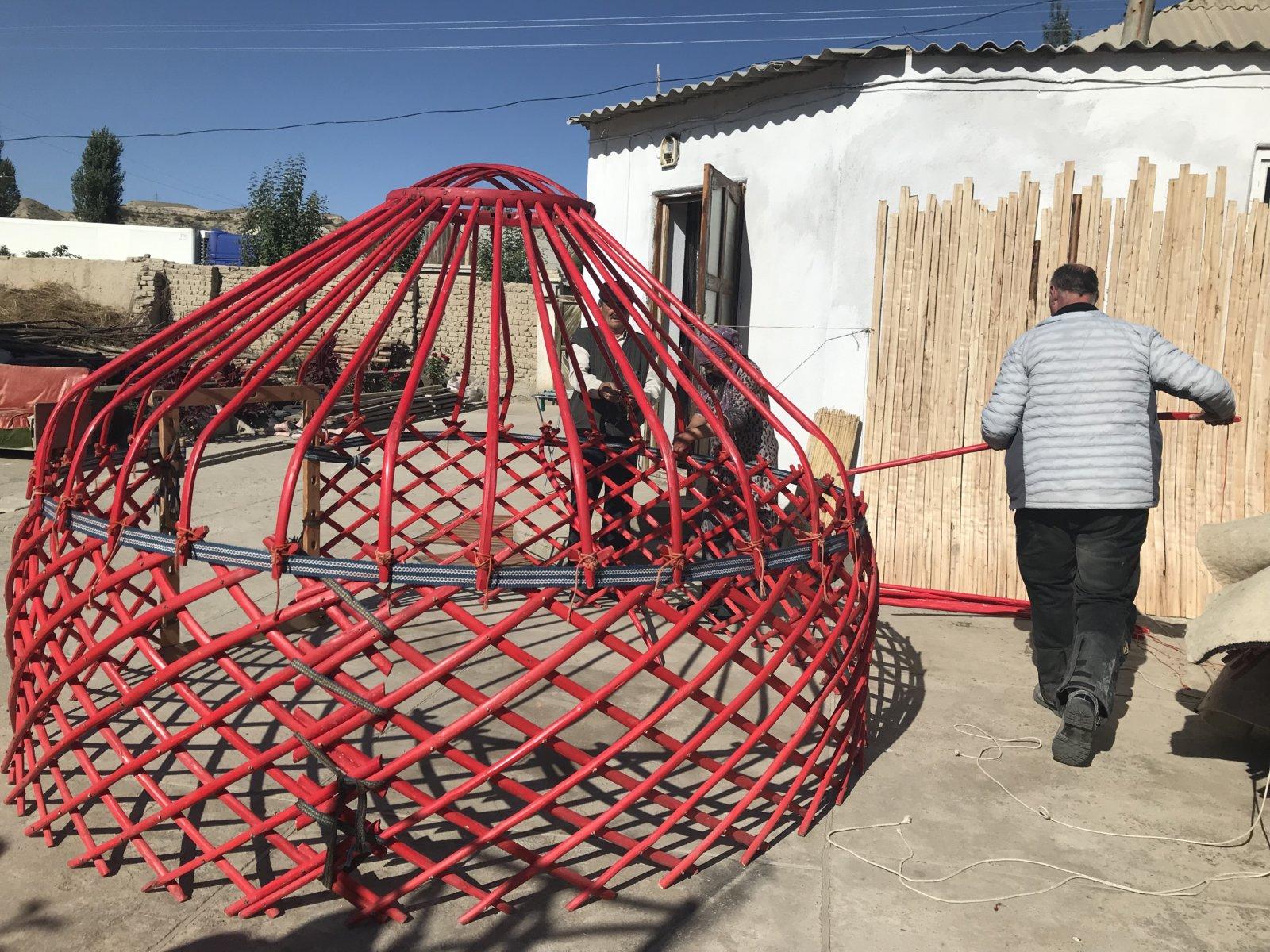09-14 Yurt Takedown 09