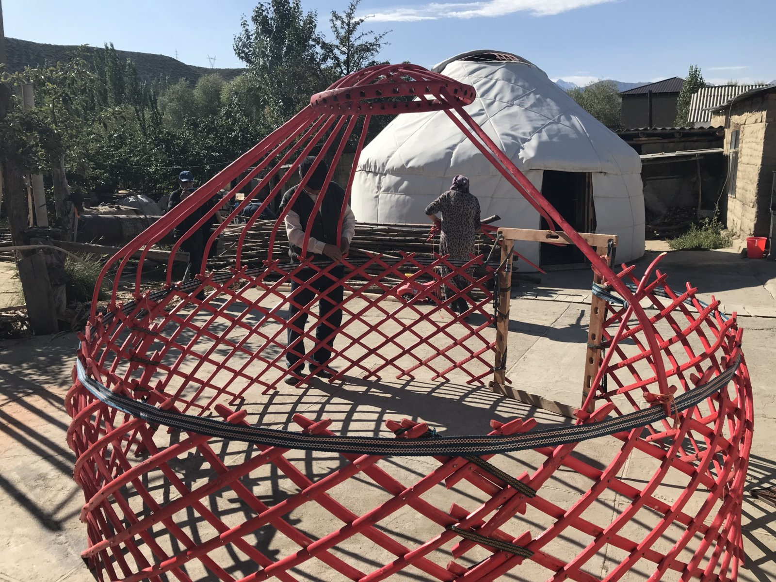 09-14 Yurt Takedown 12
