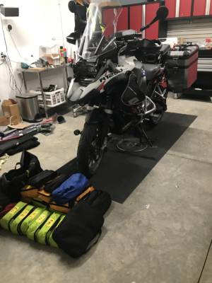 07-10 Bike With Luggage 1