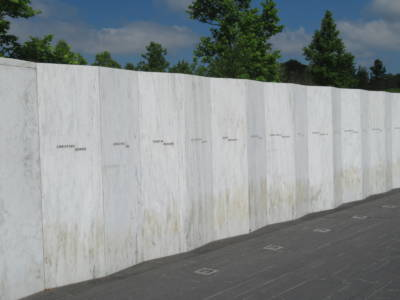 07-13 Flight 93 The Wall