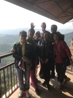 09-30 Temple Climbers 2