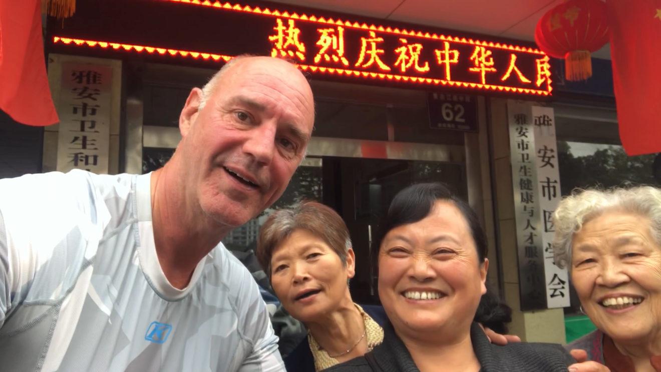 10-08 Day 90 (Shimian, China arrival)